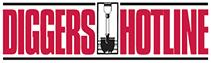 diggers hot line logo